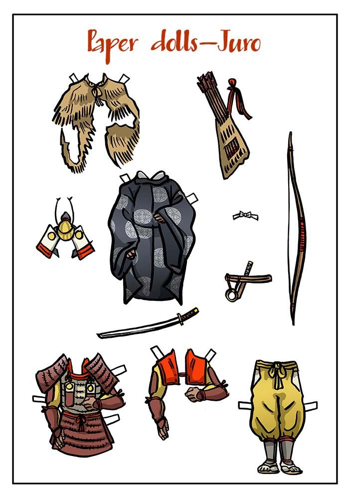 Juro's Wardrobe