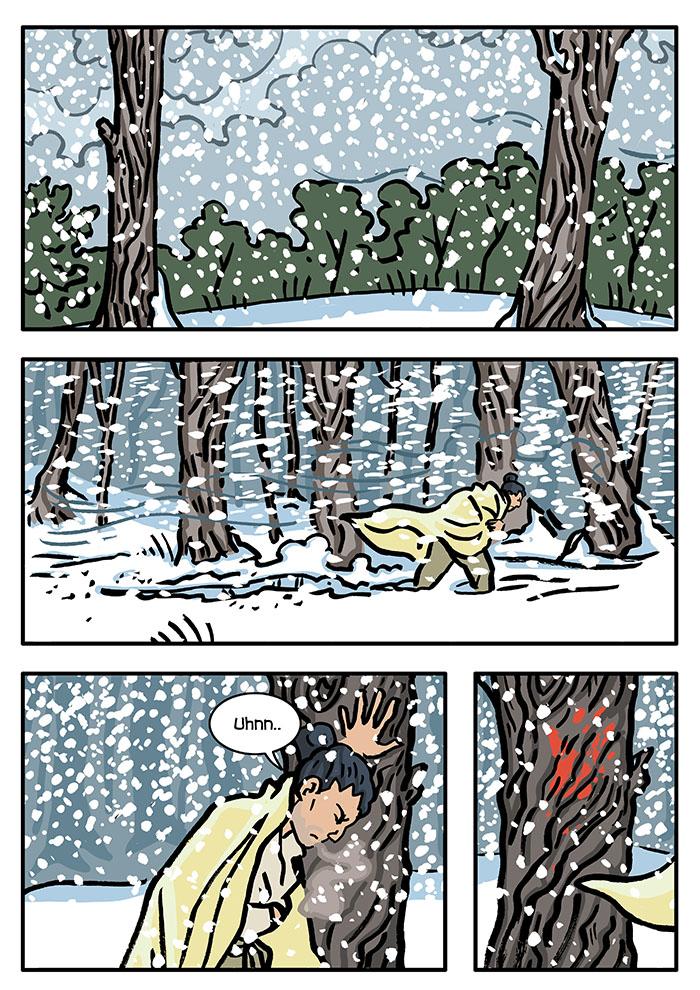 Eleven: The Blizzard